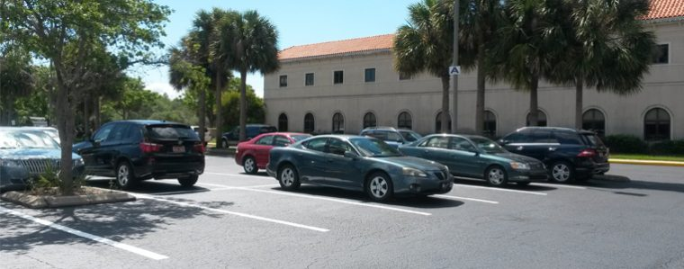 FBC Parking Lot